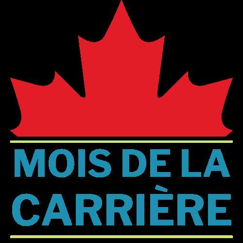 Le logo en couleur de Mois de la carrière